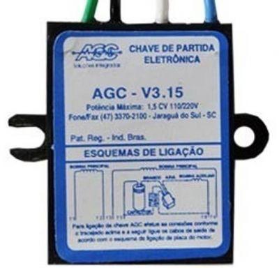 Chave de Partida Eletronica Mod v3 1cv 110/220