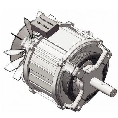 Motor 1700w 220v 60hz 1,5hp Te25