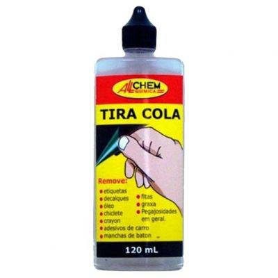 Tira Cola Allchem 120 ml