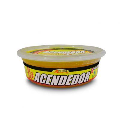 Acendedor Lareira Churrasqueira 100gr Allchem