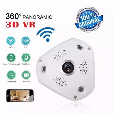 Camera 3d 360° 1,3mp