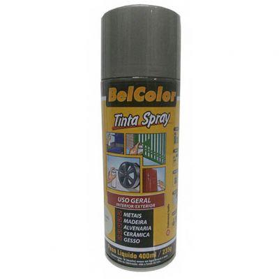 Tinta Spray Aluminio Alta Temp Beltools 400ml