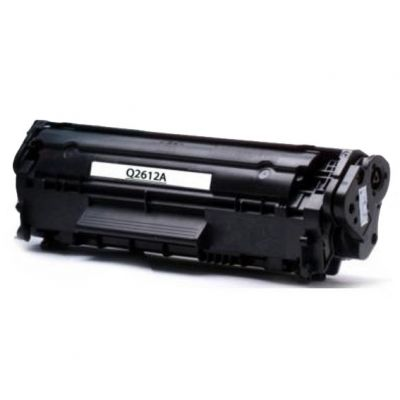 Toner Novo Compativel hp 2612a 2k (1010/1012/1015/1018/1020)
