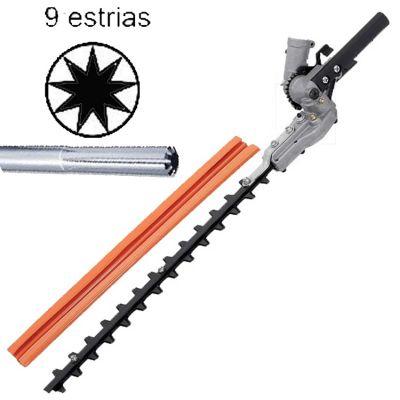 Implemento Podador Cerca Viva 26mm 9 Estrias