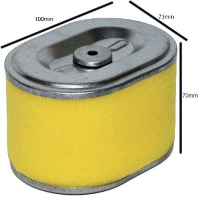 Filtro ar Motor Gasolina 6,5cv