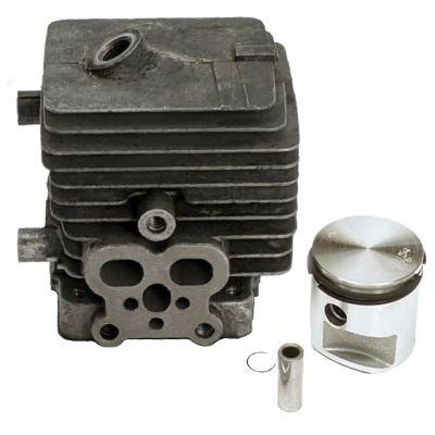 Cilindro c/ Pistão 34 mm Soprador Stihl bg 56/sh 56//