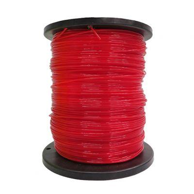 Fio Nylon 2,5mm Red vm Mammut rl 348m