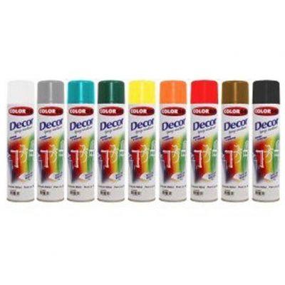 Tinta Spray Bege Decor 360ml