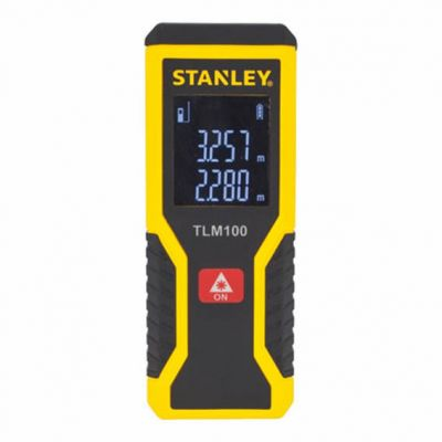 Trena Laser Tlm100-30m Stanley