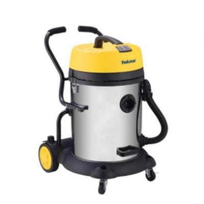 Aspirador de Pó/ Agua Work60 220v 60l 2 Motores de 1200w Tekna