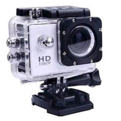 Camera Sport Full hd a Prova Dagua
