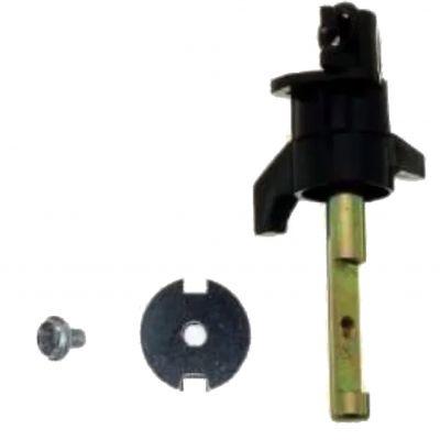 Borboleta c/ Eixo Carburador mg B4t 5000/6000l Branco