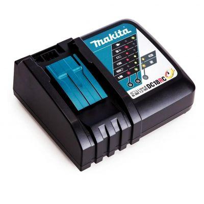 Carregador Bateria Bi-volt Makita Dc18rc