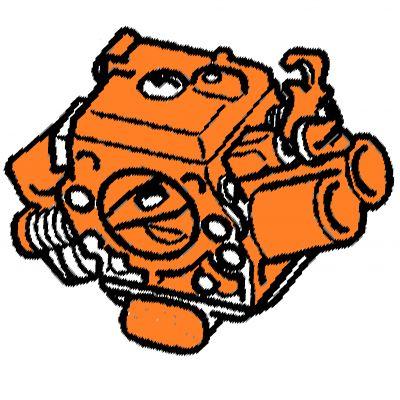 Carburador Motosserra Stihl ms 462