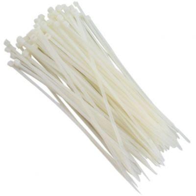 Abraçadeira Nylon 150x3,6 Branca (30pçs)