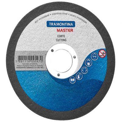 Disco Corte Aço/inox 4.1/2x1/8x7/8 Tram