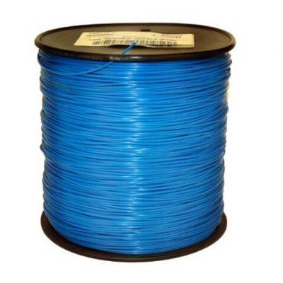 Fio Nylon 3,0mm Quad Azul Gator 98m/kg